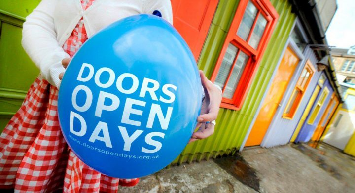Doors Open Day Stirling 2019